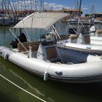 Location bateau Zodiac Medline