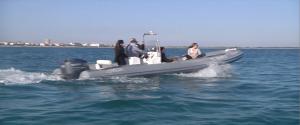 location bateau catégorie 4