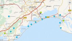 Windfinder et la météo marine pour la location de bateau