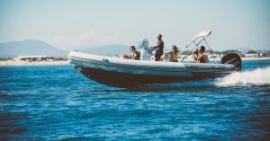 Première vague de canicule pour la location de bateau à Palavas Carnon la Grande Motte