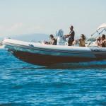 Première vague de chaleur arrive pour une Location de bateau Palavas Carnon