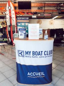 Réouverture Rent My Boat à Carnon proche de Palavas