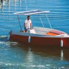 Nos bateaux sans permis électriques